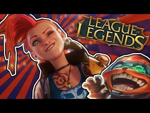 Szaladgálunk és végünk! - League of Legends Odyssey thumbnail