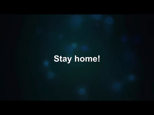 Stay Home – Lyric Video