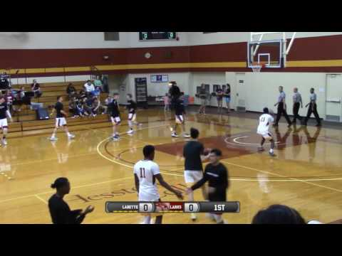 Men's Basketball vs. Labette Community College