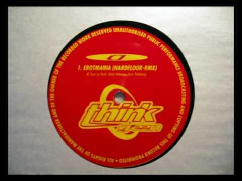 Katana - Erotmania (Hardfloor Remix) 1994 - Vinyl
