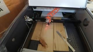 Лазерний гравер 4040 50 вт