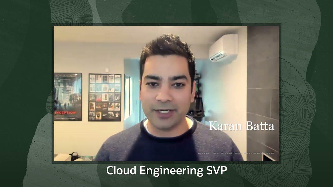 Kickin' It with Karan Still @ Home: Vinay Kumar, SVP Oracle Engineering, Preview
