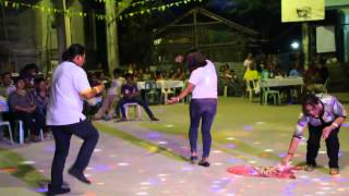 Curacha Dance in Dinagat Island, April 22, 2014