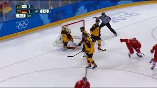 Nemecko Rusko Finále ZOH 2018