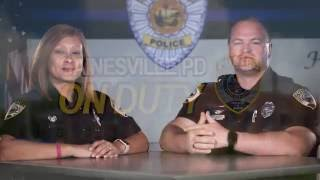 Gainesville PD: On Duty October 2016