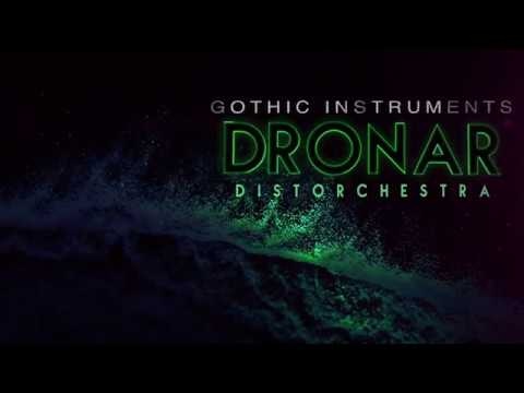 DRONAR DISORCHESTRA Orchestral Atmosphere Kontakt Instrument Trailer