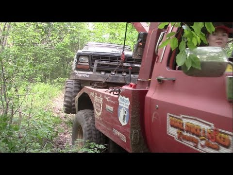 DODGE RAMCHARGER RECOVERY by BSF Recovery Team