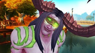 Demon Hunters After Legion (WoW Machinima)