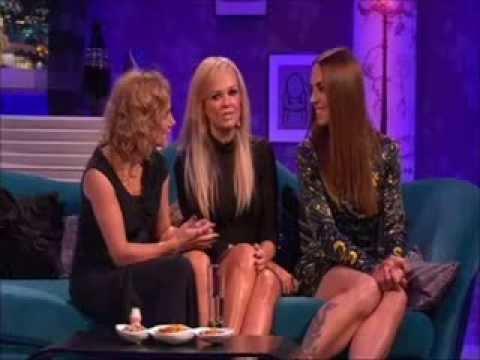 Alan Carr - Spice Girls interview part 1