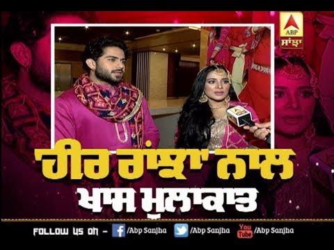 Sara Gurpal Will Play Punjabi Heer On Television | Heer Ranjha Show | Amninder