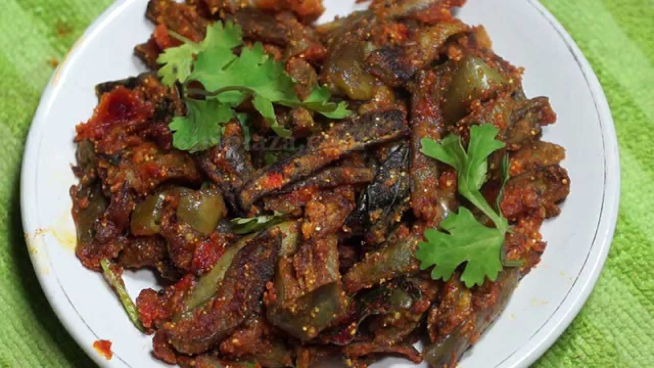 Brinjal fry recipe with roasted dal preparation in telugu by siri brinjal fry recipe with roasted dal preparation in telugu by sirisiriplaza youtube forumfinder Gallery