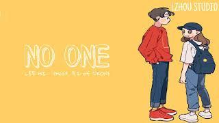 LEE HI- '누구 없소 (NO ONE) (Feat. B.I Of IKON)'抖音熱門卡點音樂    「LZHOU STUDIO」