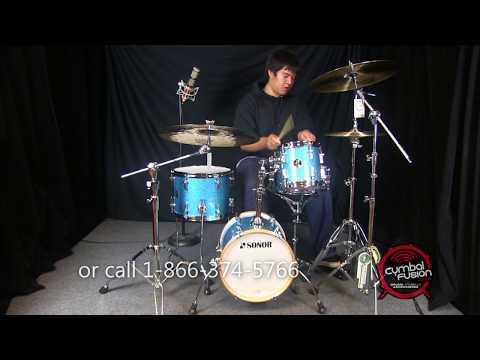 Sonor Martini Drum Kit 4pc
