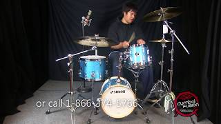 Sonor Martini Drum Kit 4pc