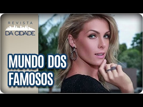 Ana Hickmann, Sandy E Paulo Zulu - Revista Da Cidade (18/07/2017)