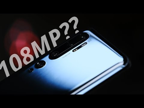 The 108MP PHONE?? Xiaomi Mi Note 10 / Mi CC9 Pro review!