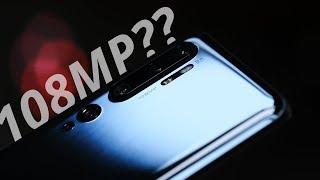 The 108MP PHONE?? Xiaomi Mi Note 10 / Mi CC9 Pro review!