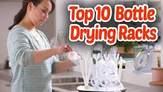 The Best Bottle Drying Racks 2018