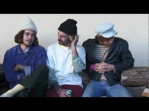 Xpress Interview with the Growlers