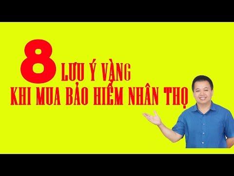8 LƯU Ý VÀNG KHI MUA BẢO HIỂM NHÂN THỌ   Mb Ageas Life   Trần Việt