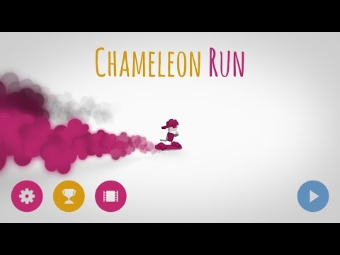 Chameleon Run World II Speedrun
