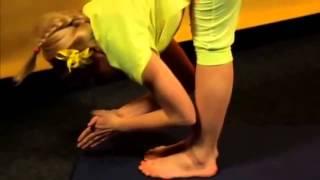 Йога для похудения видео с дениз остин