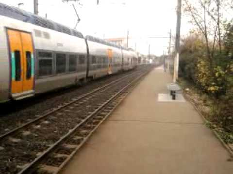 Arriv e ter toulouse matabiau ax les thermes toulouse st for Ter toulouse