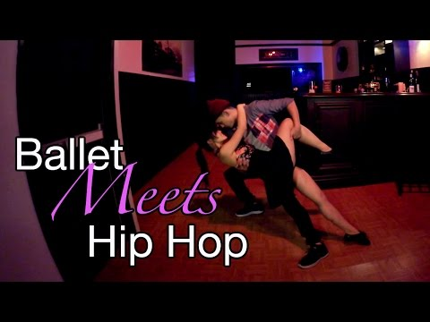 Ballet Meets Hip Hop Ft. Mike Fal [Dance]