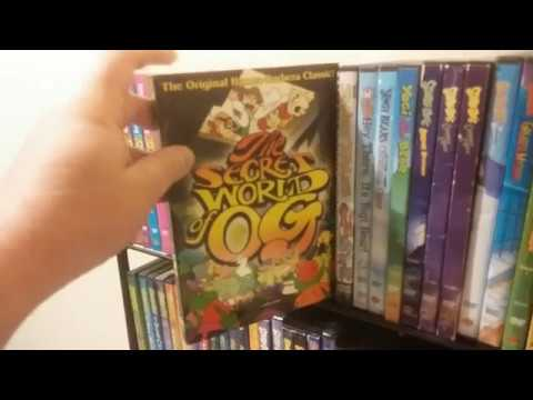 Hanna Barbera DVD Collection (2018 Update)