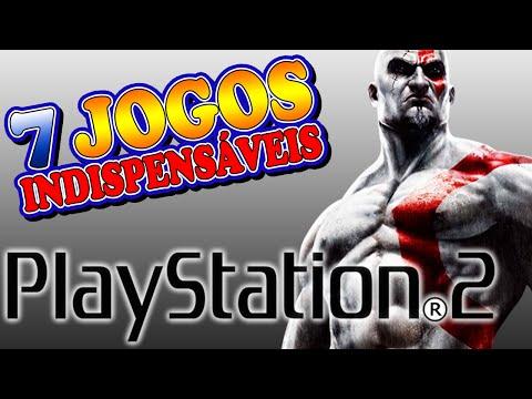 Playstation 2 - 7 Jogos Indispensáveis (Lista Verdadeira!)