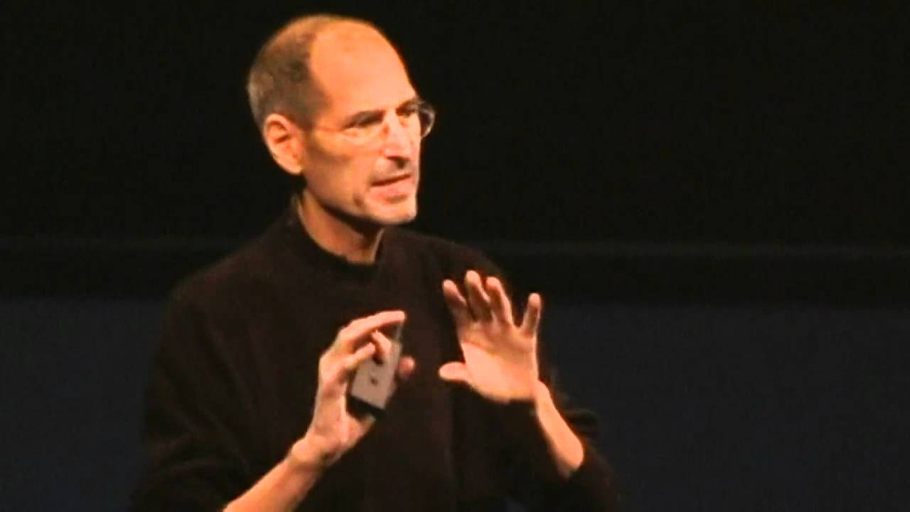 STEVE JOBS QUOTES: The Apple co-founder's famous quotes - YouTube
