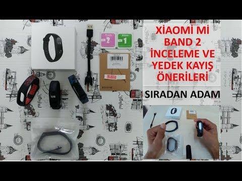 Xiaomi Mi Band 2 İncelemesi Ve Deneyimlerim