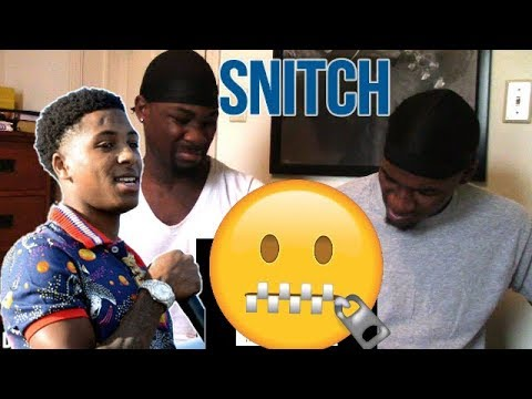 Youngboy Never Broke Again - Snitch(Reaction)