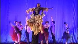 Шоу балет Sky Dance  Призрак оперы