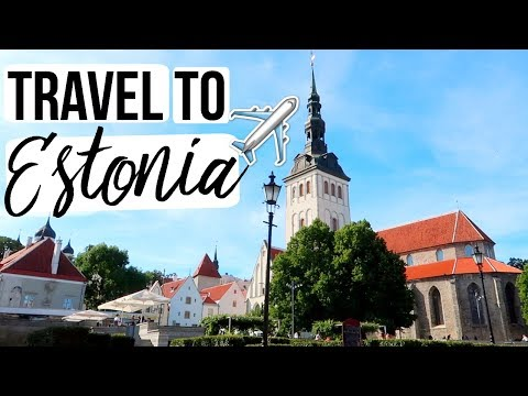 Traveling To Estonia | Experience Estonia!