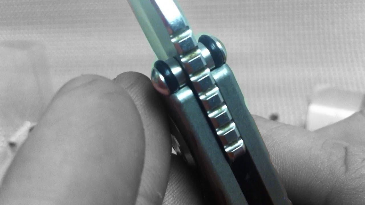 Umnumzaan O-Ring Repair - YouTube