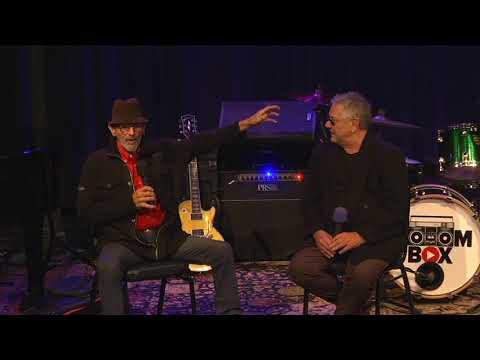 Roger Silver Art, Poetry & Music with Herbie Herbert, Eric Martin, Miles Schon & Friends Part 1