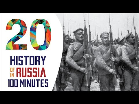 Russia in World War I - History of Russia in 100 Minutes (Part 20 of 36)