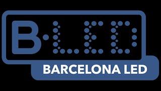 Presentación Barcelona LED
