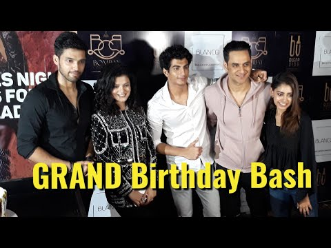 Uncut: Palash Muchhal GRAND Birthday Party 2018 | Parth Samthaan,Vikas Gupta, Niti Taylor