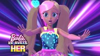 Je čas zazářit | Barbie Hrdinka Videohry | Barbie