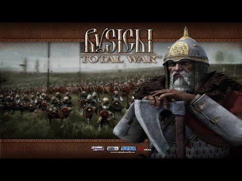 Kievan Rus #1 - Rusichi TW, a mod for Medieval II Total War