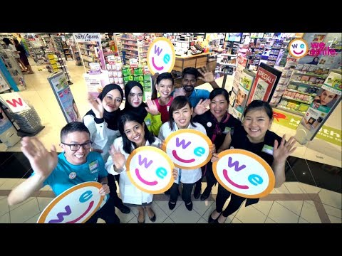 Smile Campaign by Watsons Malaysia