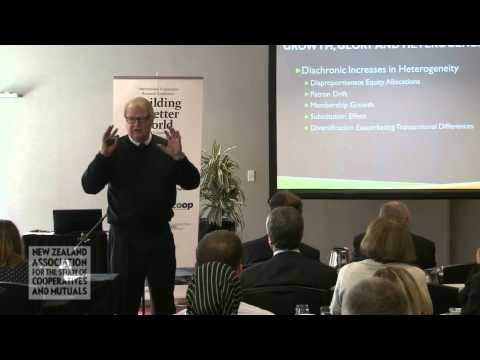 Michael Cook: on Agricultural Cooperatives around the World