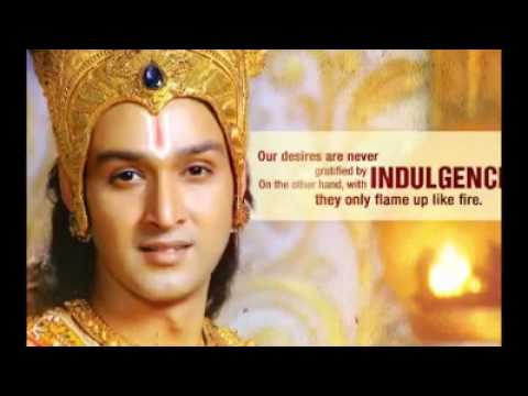 Mahabharatham Krishna Speech in Tamil !!