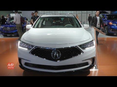 2019 Acura RLX - Exterior And Interior Walkaround - 2018 LA Auto Show