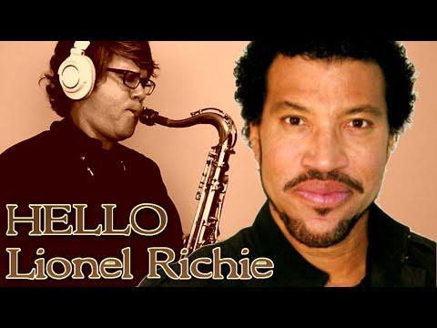 Lionel Richie - HELLO - Saxophone Cover 🎷