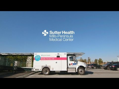 Mobile Stroke Unit at Sutter Health's Mills-Peninsula Medical Center | :30 version thumbnail