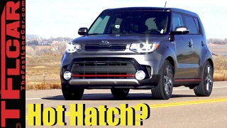 2017 Kia Soul Turbo Review: Kias Best Seller Grows a Pair-No, Make That Only One Turbo