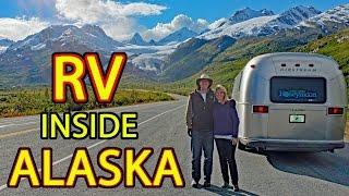 😍 RV Camping IN ALASKA! 😍